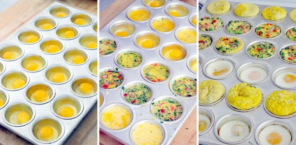 7 idee sane e gustose per utilizzare la nostra teglia per muffin