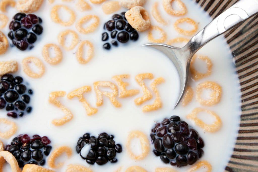 Combattere lo stress con una sana e corretta nutrizione
