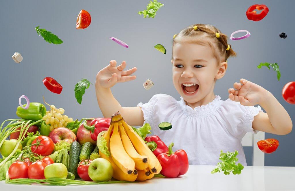 Frutta e verdura per una vita migliore