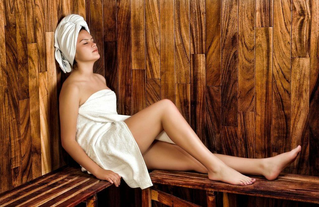 È vero che la sauna fa dimagrire?