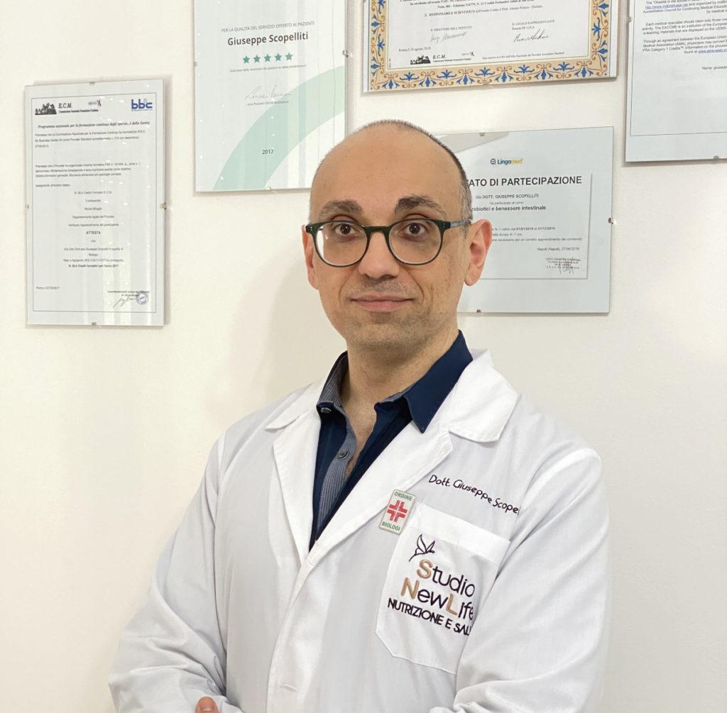 Dottor Giuseppe Scopelliti